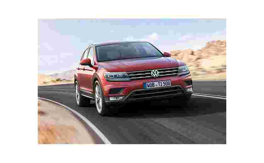 Нови двигатели за VW Tiguan